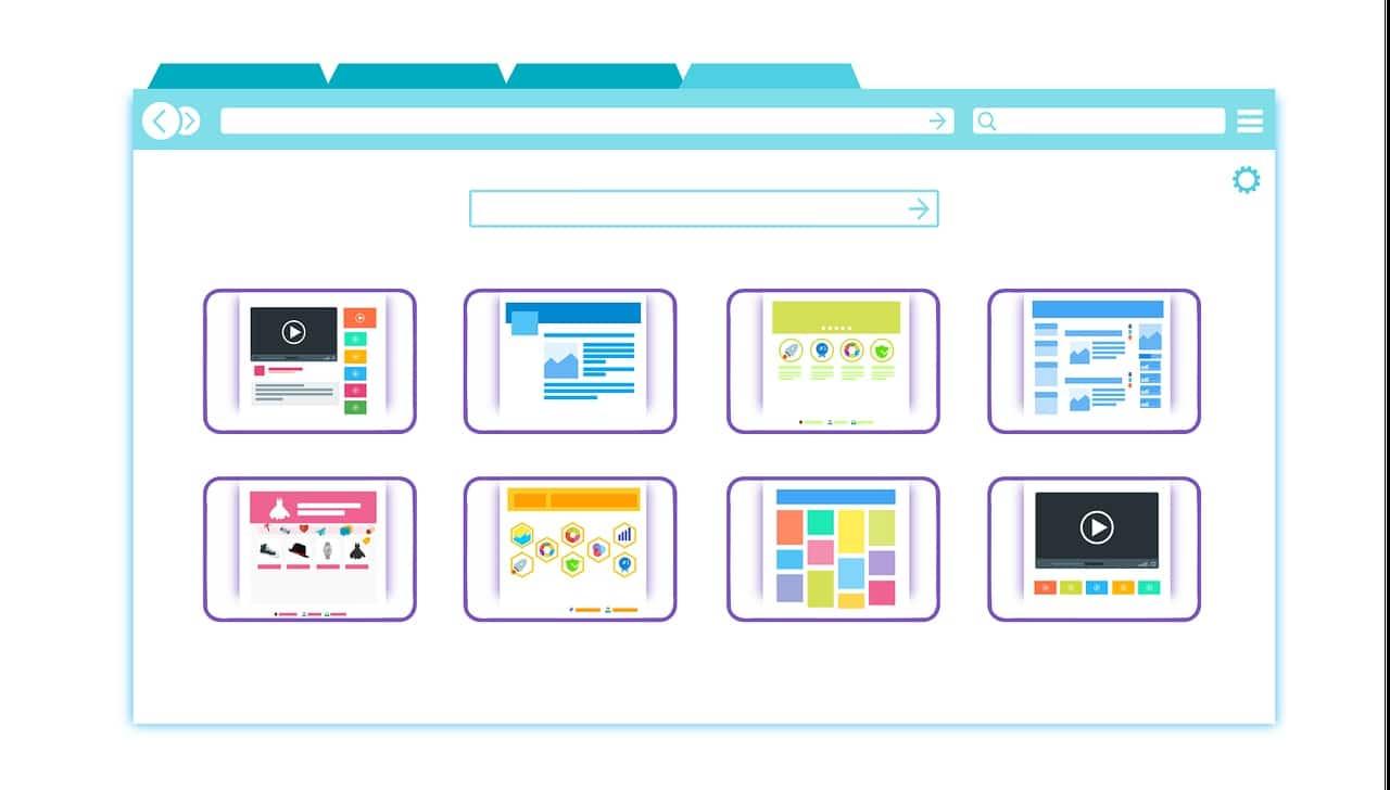 browser, internet, tab